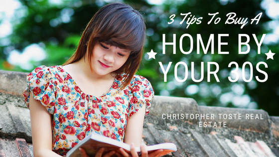 3 Things That You Can Do In Your 20s To Help Buy A Home In Your 30s