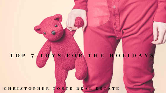 Top 7 Must Have Toys For The Holidays